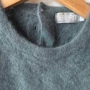 Esprit crop sweater